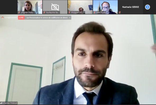 MI souveraineté numérique  – audition en visio de Charles Thibout, chercheur associé à l'Institut de relations internationales et stratégiques (IRIS) et chercheur au Centre européen de sociologie et de science politique