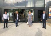 📽 Cluses / Inauguration du nouveau cinéma comprenant 3 salles.