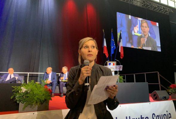 La Roche-sur-Foron / 86ème Congrès départemental des maires et adjoints de la Haute-Savoie.