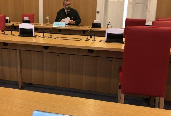 Comité de sélection pour la présidence de LCP-AN – audition de Bertrand Delais