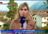 Duplex pour le 13h de TF1 sur la mise en oeuvre du couvre-feu dans certains départements