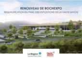 Projet de requalification de RocheExpo