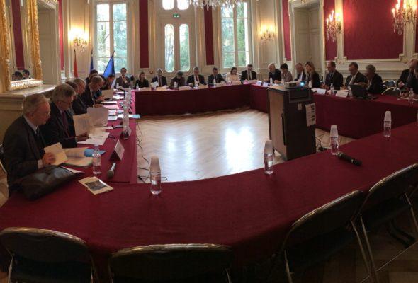Annecy / Réunion de l'instance politique du CRFG