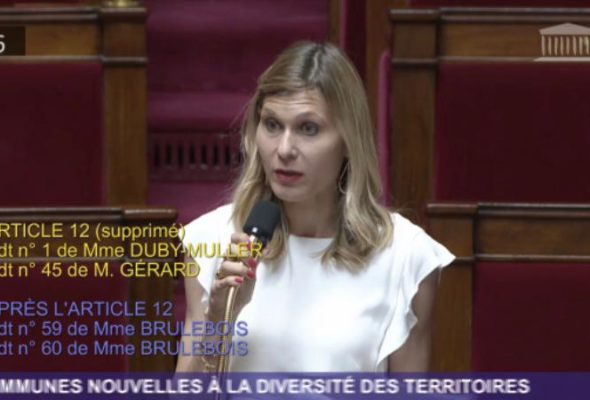 Débat dans le cadre du texte «Organisation des communes nouvelles à la diversité des territoires» sur la fusion de Seyssel Ain et Seyssel Haute-Savoie