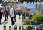 Saint-Julien / cérémonie du 8 mai