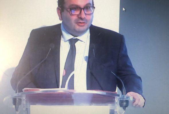 Conférence organisée par la Banque de France : Bilan 2020 et perspectives 2021