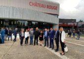 Annemasse / inauguration de la grande salle Château Rouge