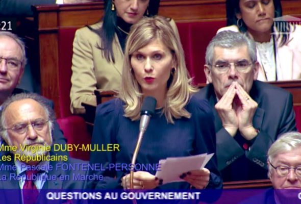 Question orale au Premier Ministre sur le Grand débat national