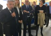 Annemasse/ inauguration du salons des transfrontaliers