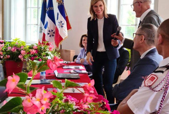 Gaillard / Assemblée générale de l'Ordre national du Mérite