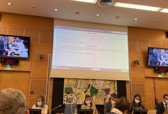 Examen et vote en deuxième lecture, de la proposition de loi, modifiée par le Sénat, créant la fonction de directrice ou de directeur d'école (n° 3981) (Mme Cécile Rilhac, rapporteure)