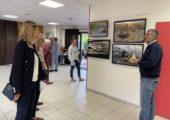"""Clermont / exposition photographique  """"Grandeur nature : biodiversité et écosystèmes"""" de Patrick Berthet en salle communale"""