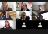 Audition de S.E. Isabelle Hudon, Ambassadrice pour échanger sur les relations Canada-France, la sortie de crise pandémique et opportunités à venir