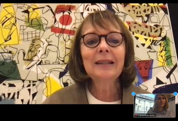 Point d'étape de la mission d'information sur l'application de la loi du 29 juillet 2019 pour la conservation et la restauration de la cathédrale Notre-Dame de Paris (Mmes Brigitte Kuster, présidente, et Sophie Mette, rapporteure)