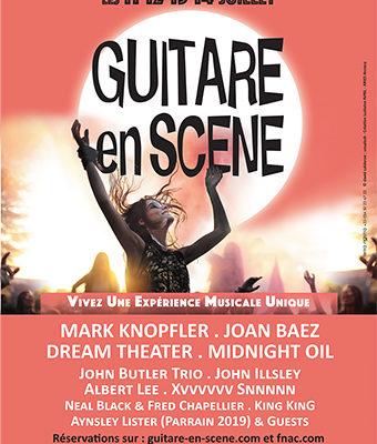 St-Julien-en-Genevois / Festival Guitare en scène