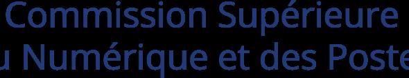 Audioconférence de la Commission supérieure du numérique et des postes (CSNP)